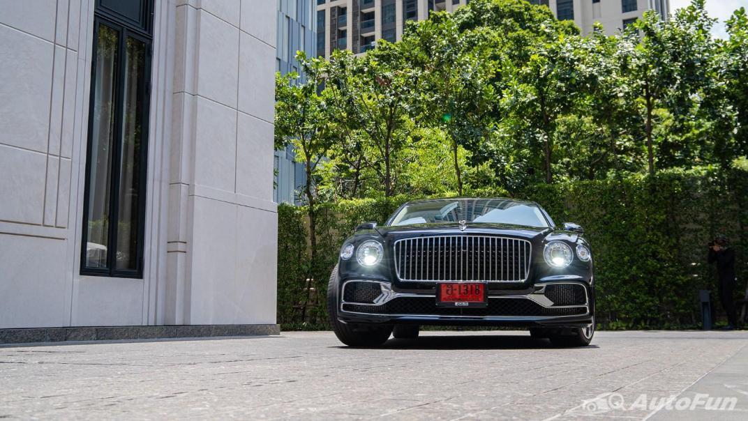 2020 Bentley Flying Spur 6.0L W12 Exterior 049