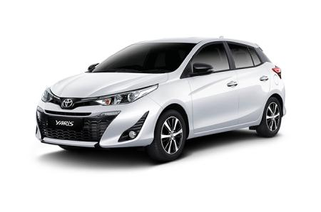 2020 1.2 Toyota Yaris High