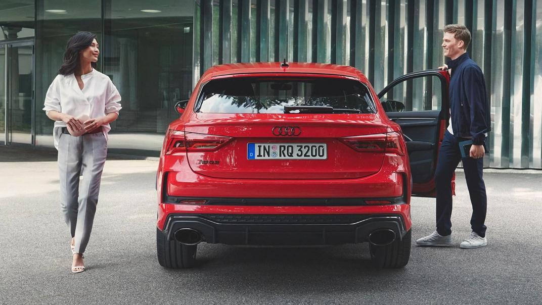 2021 Audi RS Q3 Sportback quattro Exterior 007