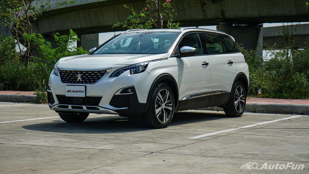 2020 Peugeot 5008 1.6 Allure Exterior 001