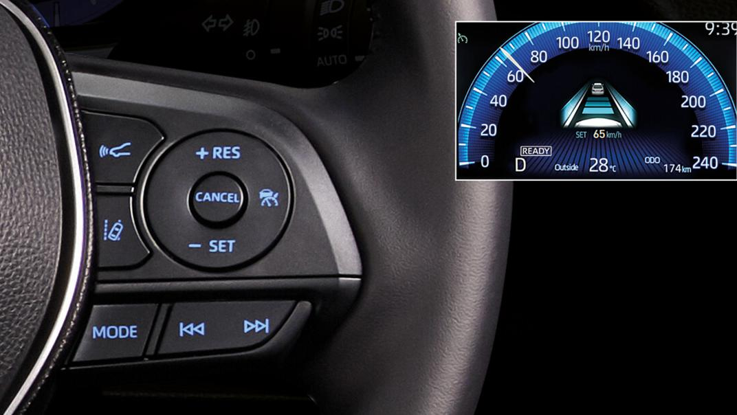Toyota Corolla Altis 2021 Interior 002