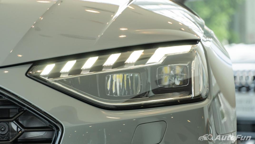 2020 Audi A4 Avant 2.0 45 TFSI Quattro S Line Black Edition Exterior 070