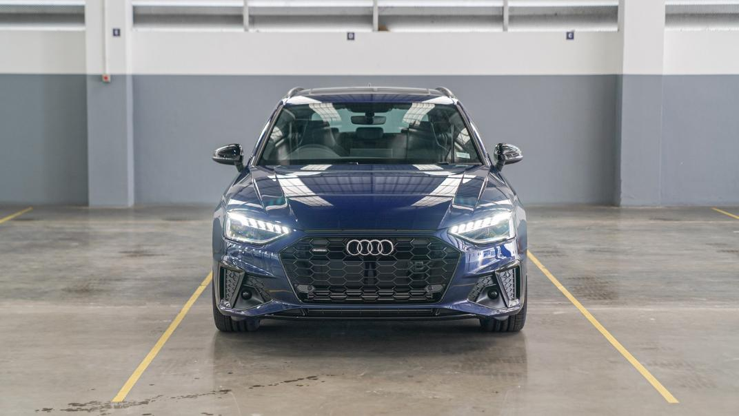 2020 Audi A4 Avant 2.0 45 TFSI Quattro S Line Black Edition Exterior 124