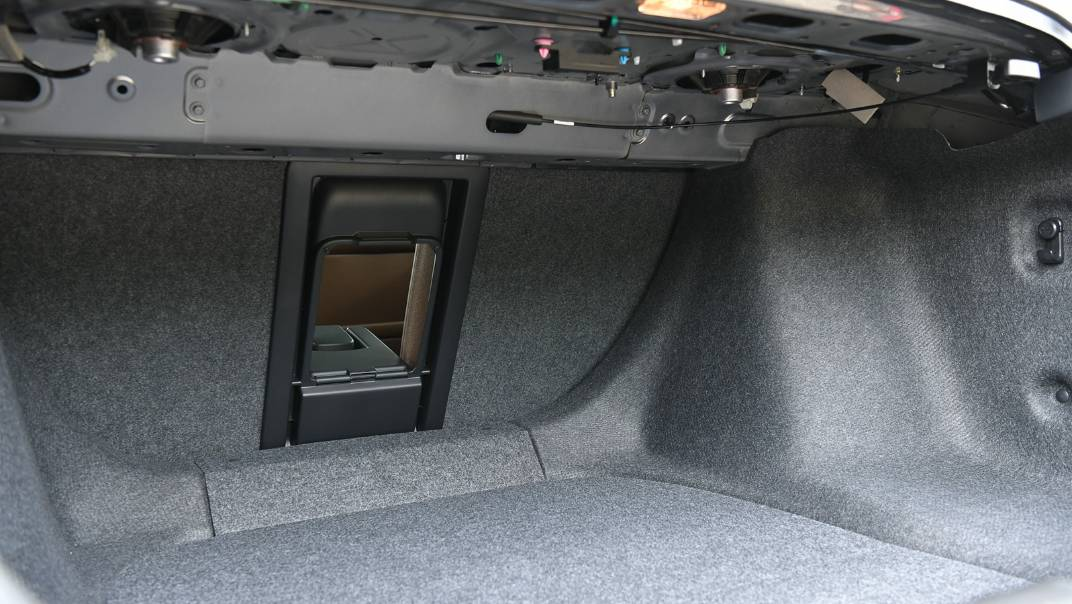 2021 Honda Accord 1.5 Turbo EL Interior 115
