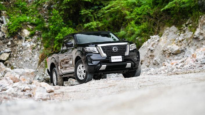 Nissan Navara 2021 Exterior 010