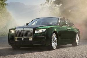 2021 Rolls-Royce Ghost Extended รุ่นฐานล้อยาวเปิดตัวในไทย ราคาจำหน่ายเริ่ม 35.9 ล้านบาท