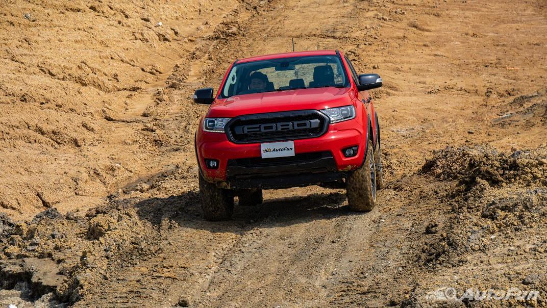 2021 Ford Ranger FX4 MAX Exterior 063