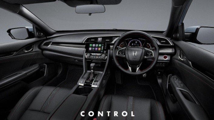Honda Civic Hatchback 2020 Interior 001