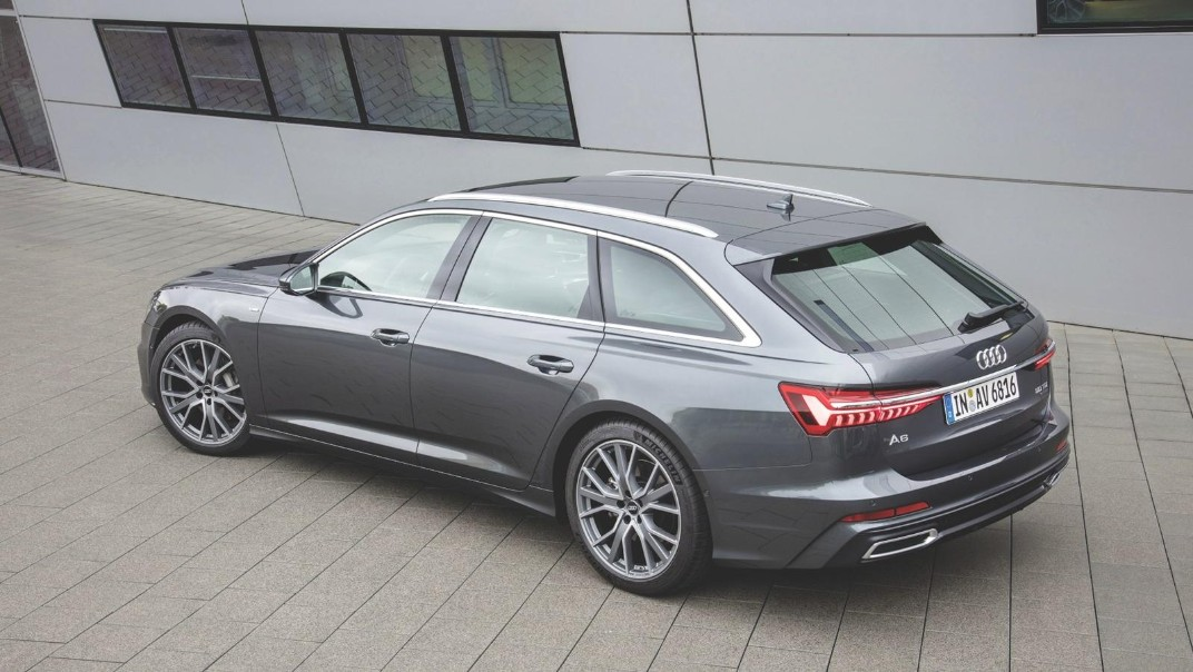 Audi A6 Avant 2020 Exterior 007