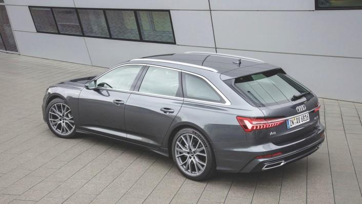 Audi A6 Avant Public 2020 Exterior 007