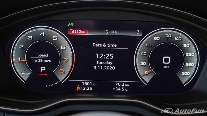 2020 Audi A4 Avant 2.0 45 TFSI Quattro S Line Black Edition Interior 006