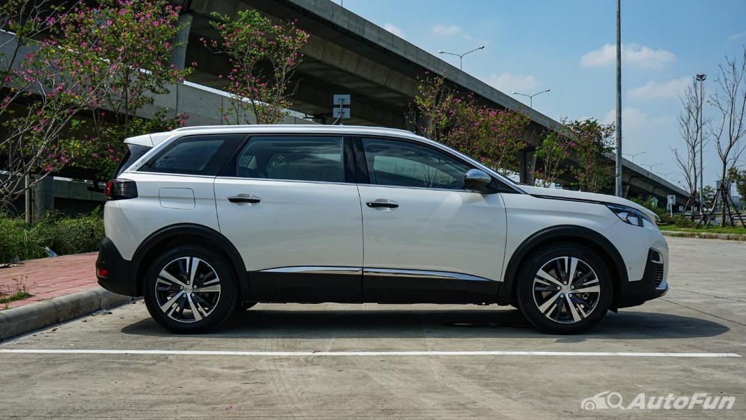 2020 Peugeot 5008 1.6 Allure Exterior 004