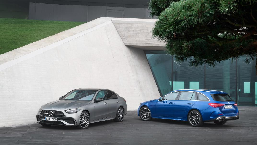 2021 Mercedes-Benz C-Class W206 Upcoming Version Exterior 022