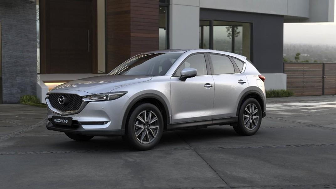 Mazda CX-5 2020 Exterior 001