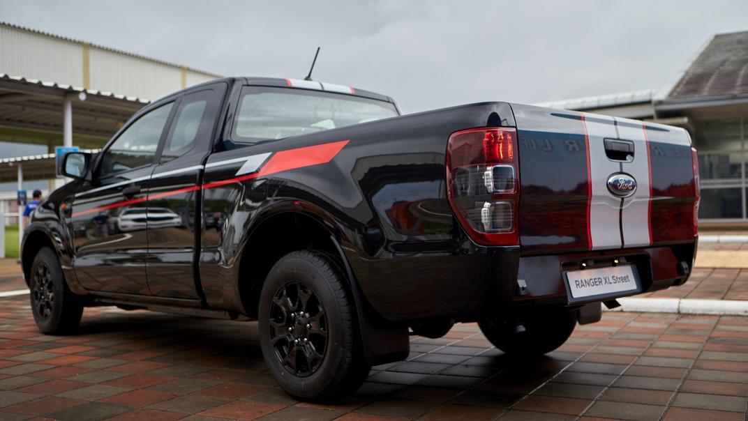 2021 Ford Ranger XL Street Exterior 002