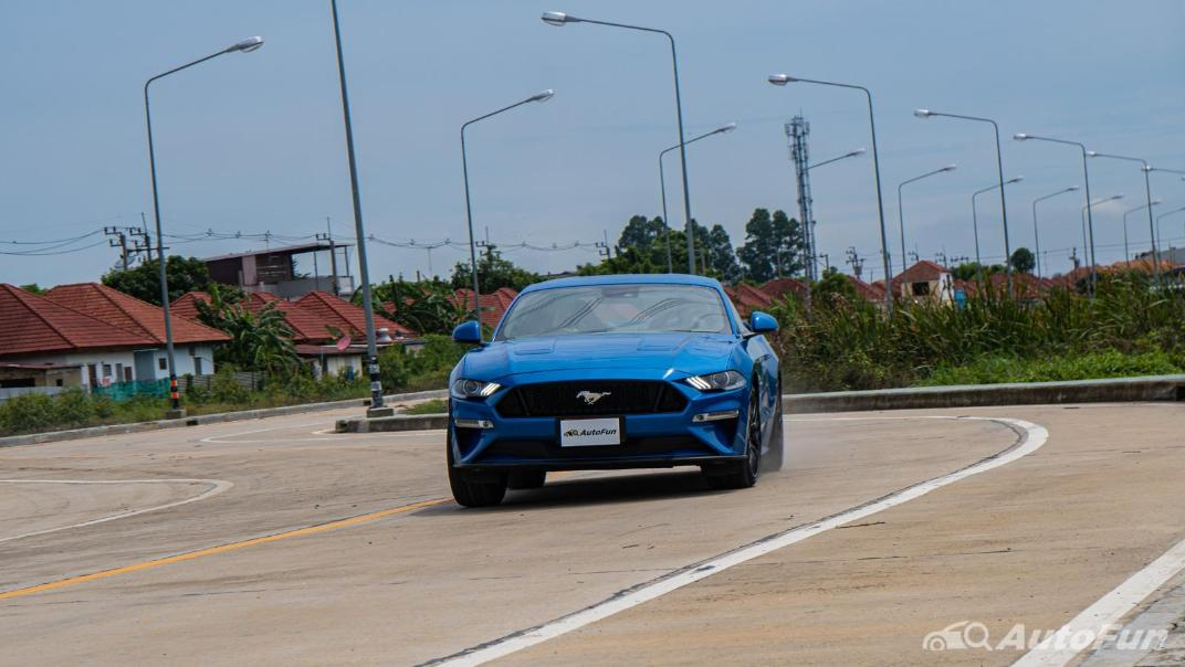 2020 Ford Mustang 5.0L GT Exterior 042