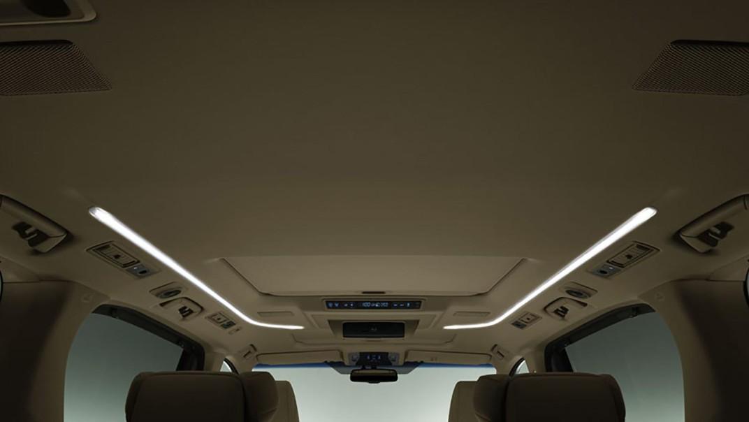 Toyota Alphard 2020 Interior 008
