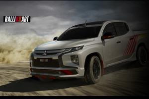 Mitsubishi ฟื้นแบรนด์ Ralliart เล็งขายของแต่ง Triton - Pajero Sport เจ้าของควรเก็บเงินรอ