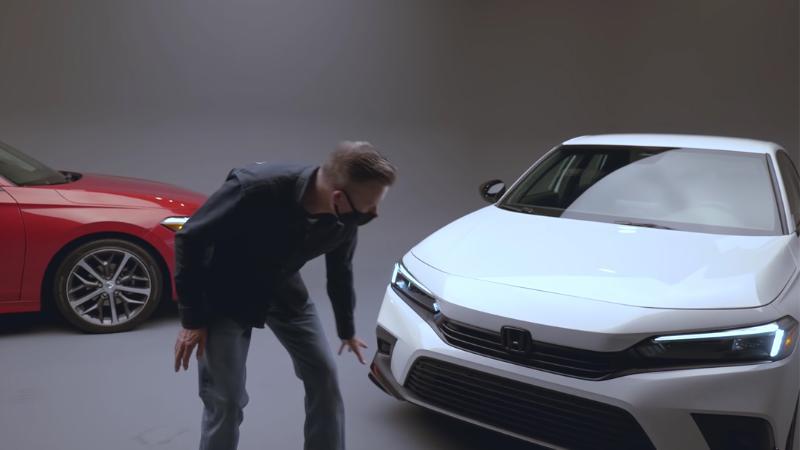 วีดีโอพาชม 2022 Honda Civic ใหม่ ชัดเจนทุกฟังก์ชั่น ใครคิดจับจองไม่ควรพลาดชม! 02