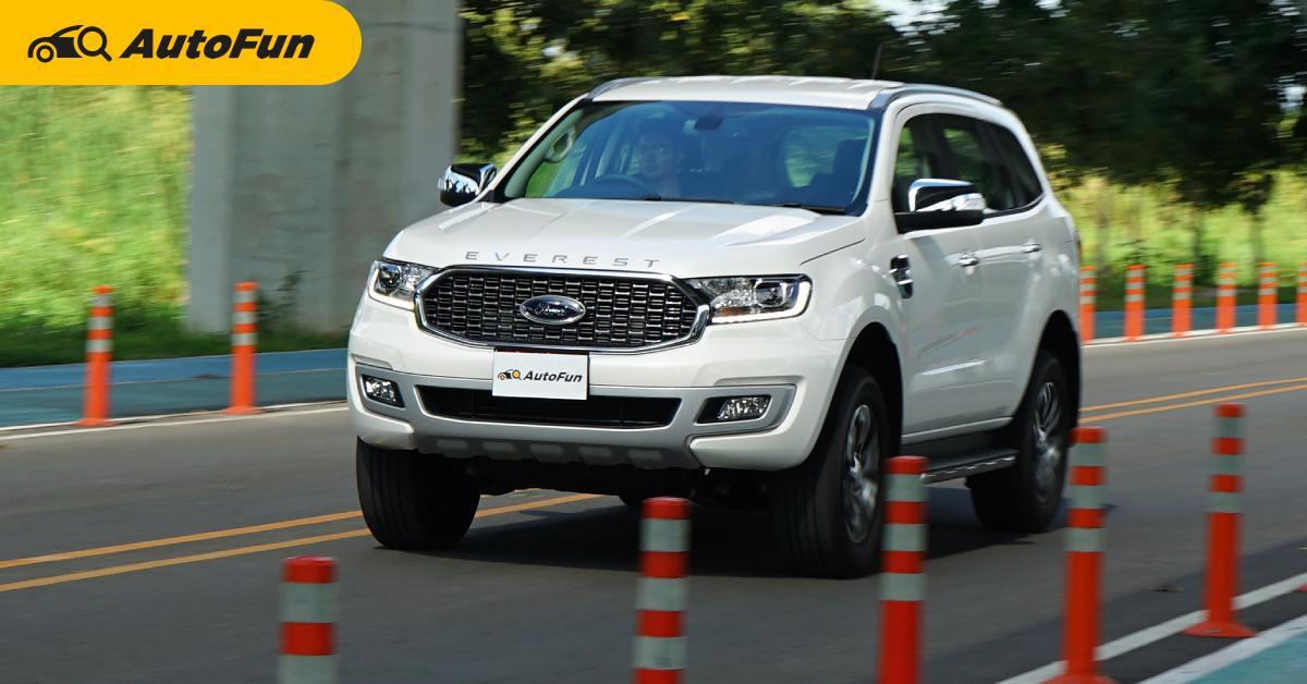 Full Review : Ford Everest ถ้าคิดว่าแก้ไขทอร์คแล้วจะน่าใช้ ไปลองขับรถคู่แข่งแล้วให้คิดใหม่ 01