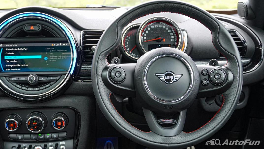 2020 2.0 Mini Clubman John Cooper Works Interior 004