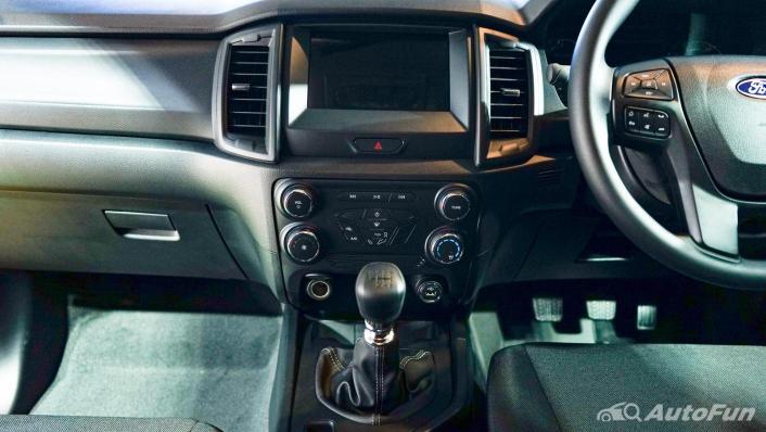 2021 Ford Ranger XL Interior 001