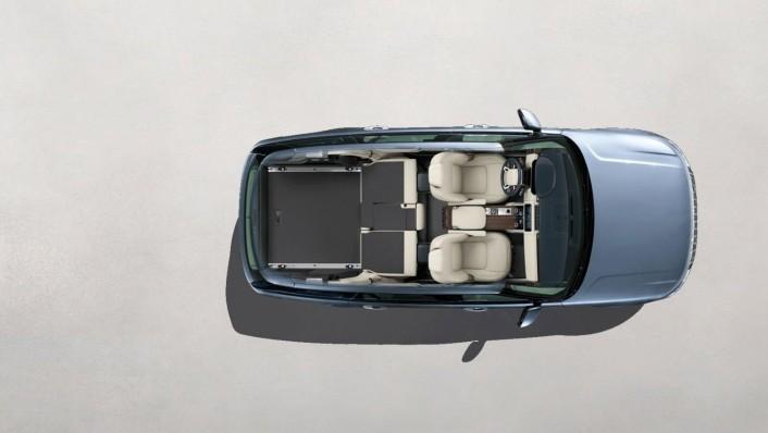 Land Rover Range Rover 2020 Interior 009