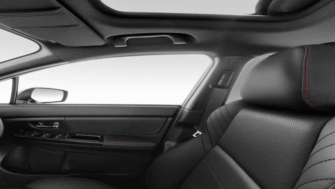 Subaru Wrx Public 2020 Interior 005