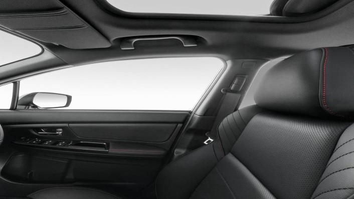 Subaru Wrx 2020 Interior 005