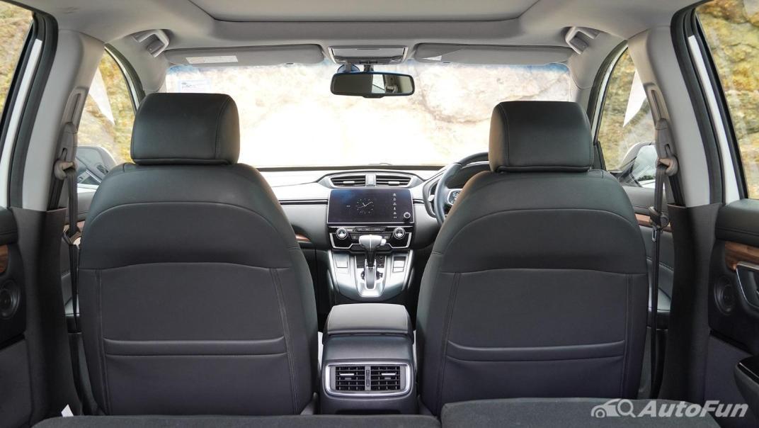 2020 Honda CR-V 2.4 ES 4WD Interior 047