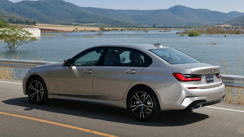 BMW Group ส่งรถ 5 รุ่นสานต่อเจ้าตลาด นำโดย BMW 3-Series ฐานล้อยาว เคาะค่าตัวดึงดูดทุกรุ่น! 02