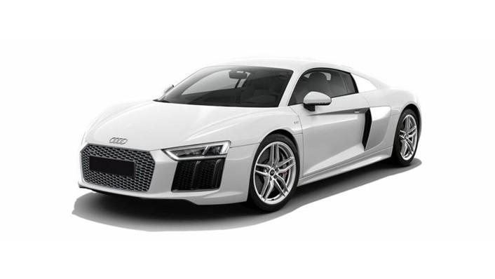 Audi R8 2020 Exterior 006