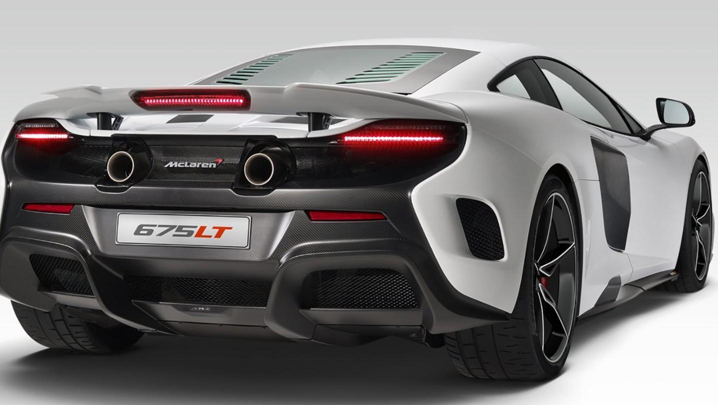 McLaren 675LT Public 2020 Exterior 008