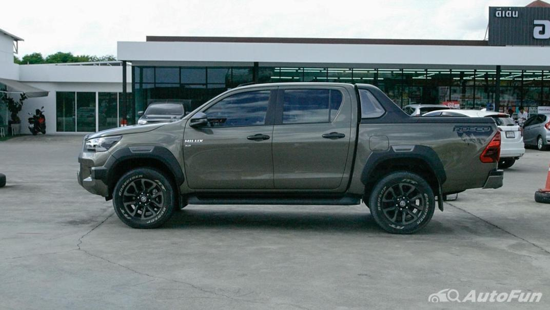 2020 Toyota Hilux Revo Double Cab 4x4 2.8High AT Exterior 010