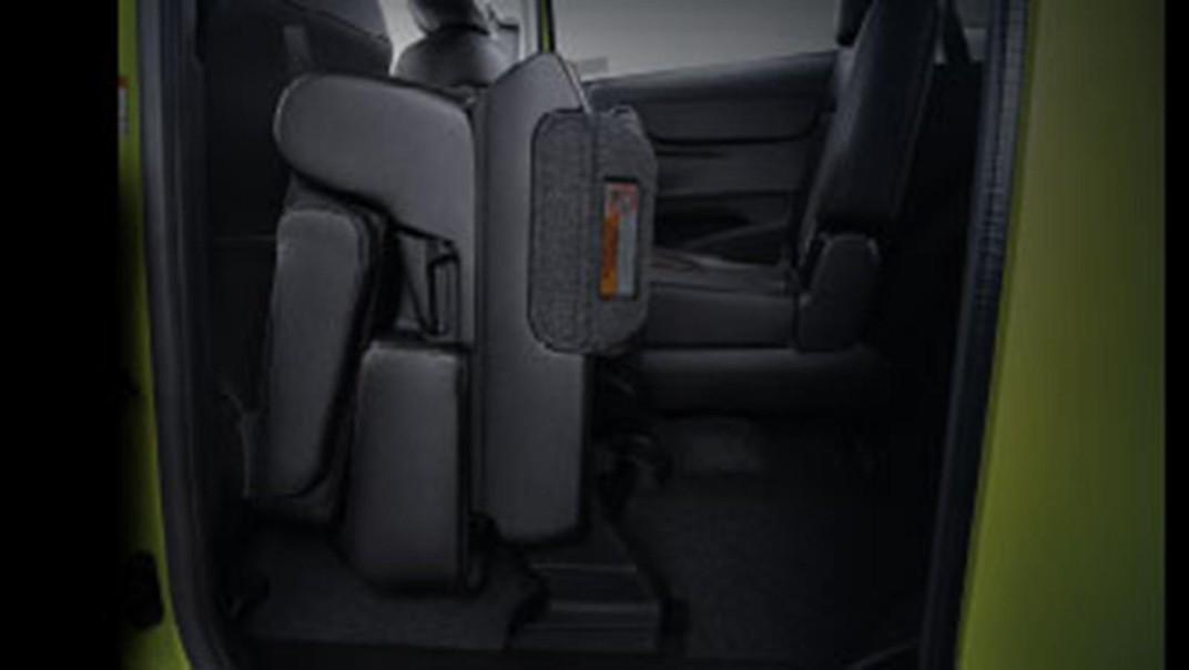 Toyota Sienta 2020 Interior 037