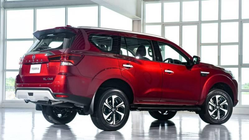 เบื้องหลัง 2021 Nissan Terra มีของดีที่ค่ายรถไม่เคยโฆษณา แม้แต่เจ้าของรถก็ไม่เคยรู้มาก่อน 02