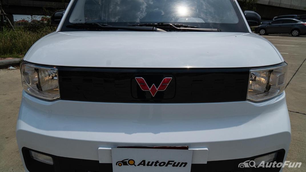 2020 Wuling Mini EV Exterior 012