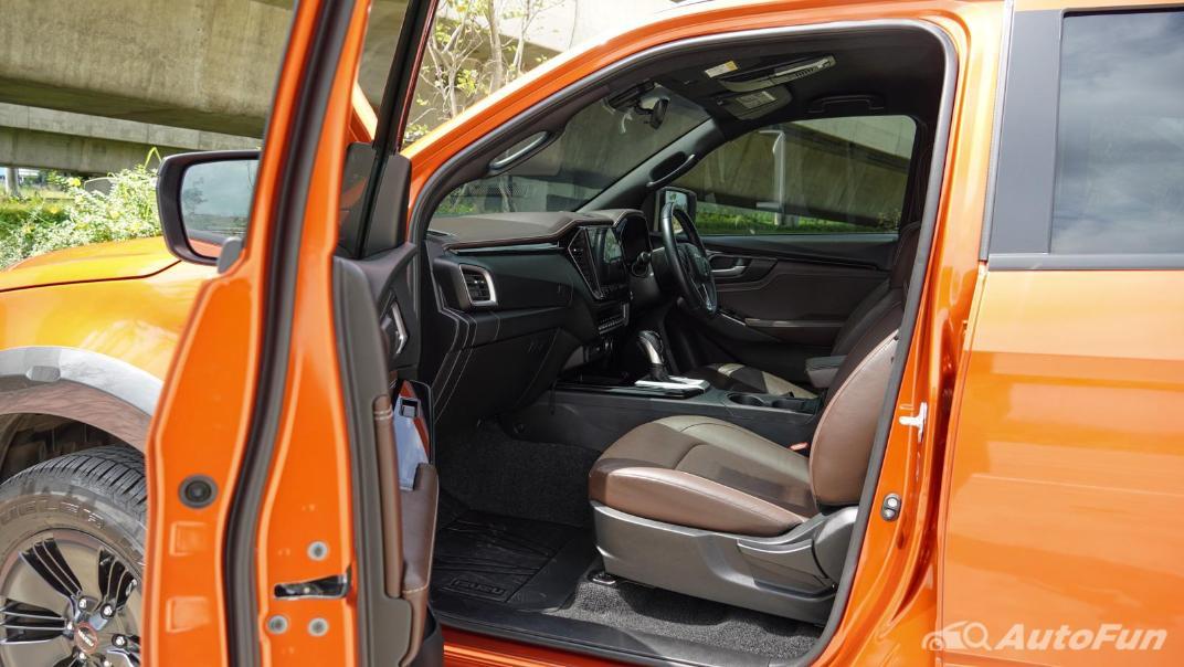 2020 Isuzu D-Max 4 Door V-Cross 3.0 Ddi M AT Interior 039
