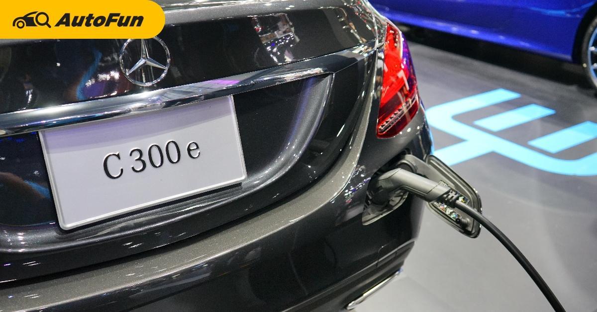 Mercedes-Benz ชวนคนใช้รถปลั๊กอินเลิกเติมน้ำมัน รวมรุ่นเบนซ์ที่เสียบชาร์จไฟได้ในปี 2021 01
