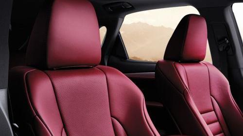 Lexus RX 2020 Interior 008