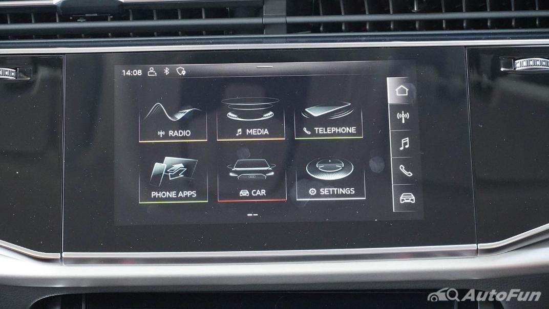 2020 Audi Q7 3.0 45 TDI Quattro Interior 015