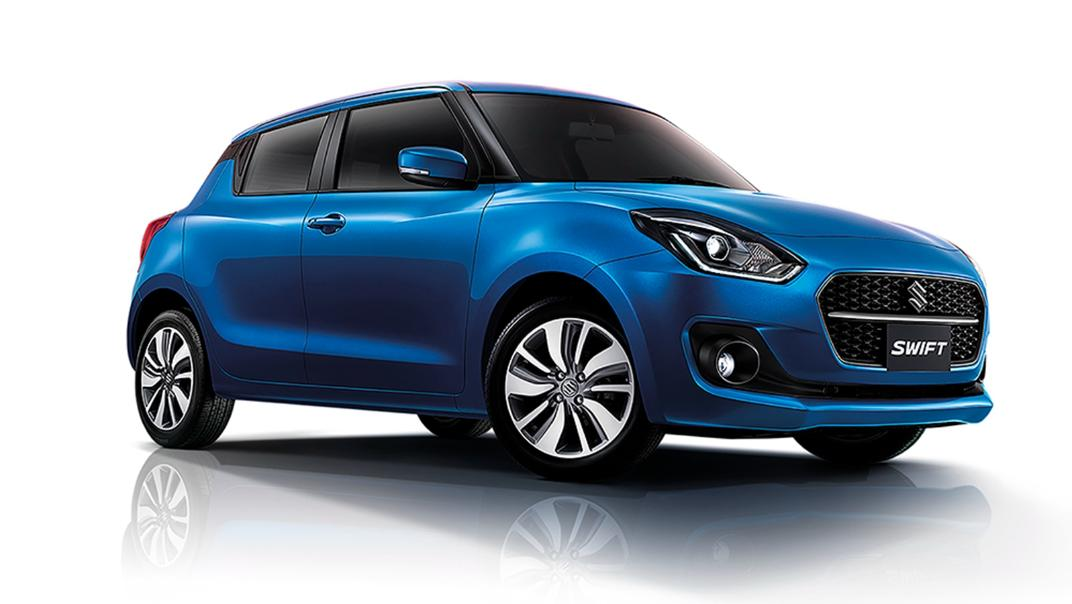 2021 Suzuki Swift Exterior 005