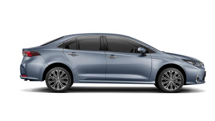 Toyota Corolla Altis 2021 Exterior 004