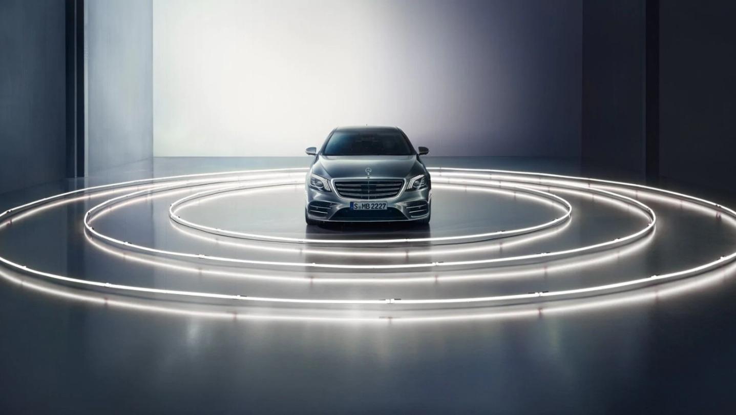 Mercedes-Benz S-Class 2020 Exterior 015