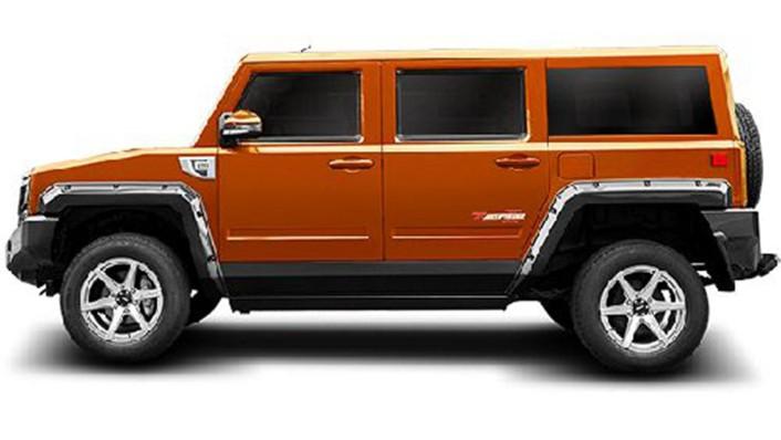 Thairung TR Transformer II 5 Seater 2020 Exterior 009