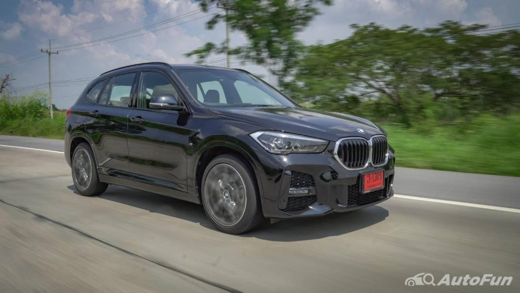 2021 BMW X1 2.0 sDrive20d M Sport Exterior 036