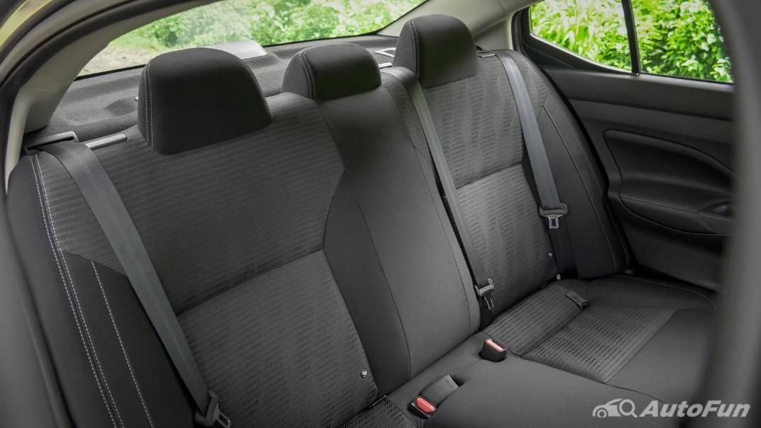 2021 Nissan Almera 1.0L Turbo V Sportech CVT Interior 022