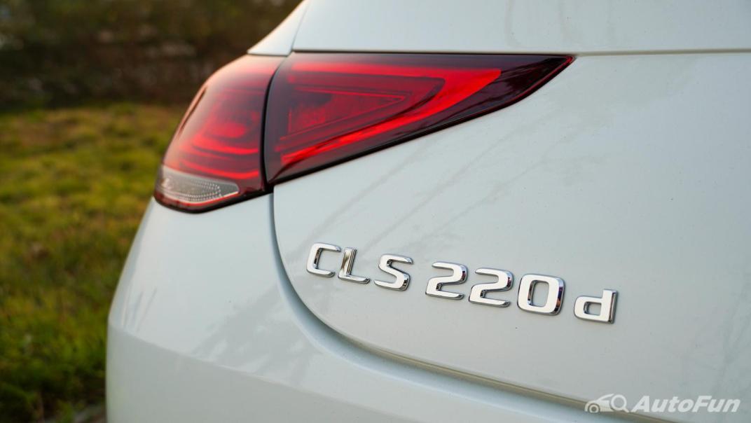 2021 Mercedes-Benz CLS 220 d AMG Premium Exterior 024