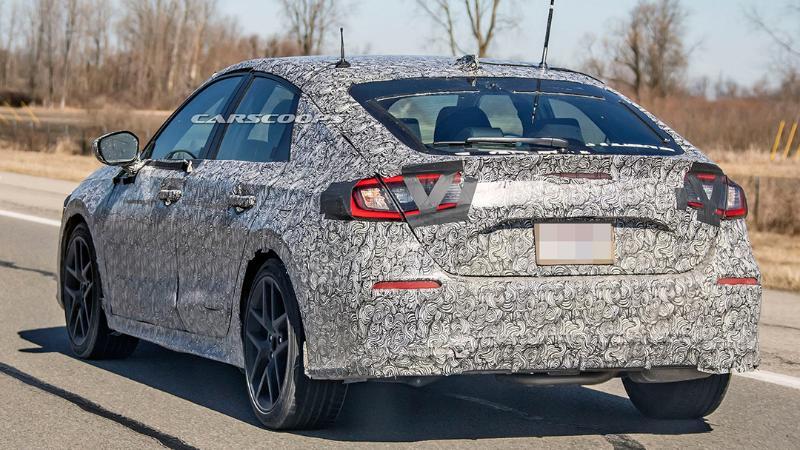 หลุดข้อมูล 2022 Honda Civic Hatchback เจอกันกรกฎาคม-ไฮบริด e:HEV ปีหน้า!? 02