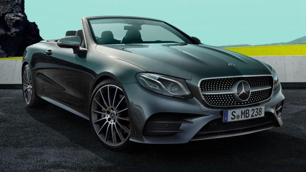 Mercedes-Benz E-Class Cabriolet 2020 Exterior 002